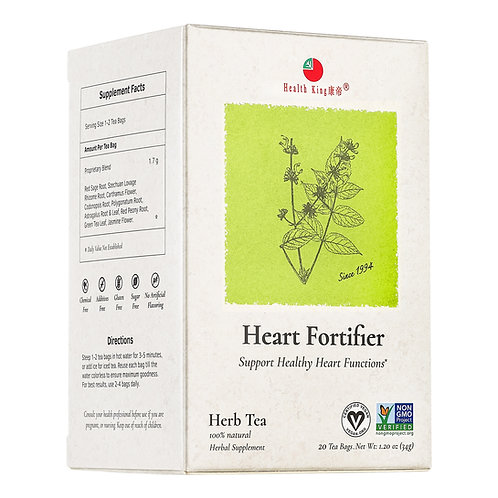 Heart Fortifier Herb Tea
