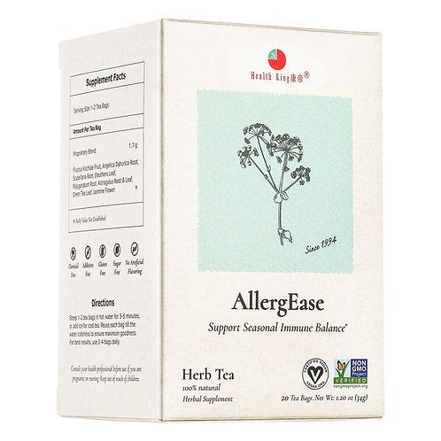 Health King AllergEase Herb Tea - Support Seasonal Immune Balance