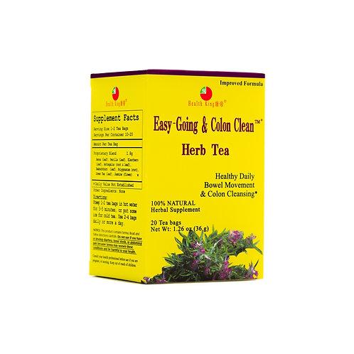 Easy-Going & Colon Clean Herb Tea