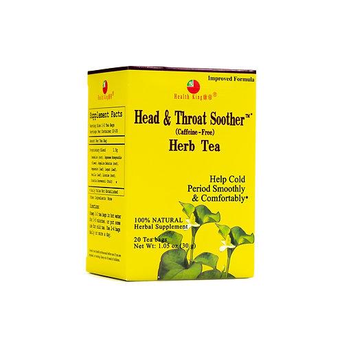 Head & Throat Soother Herb Tea