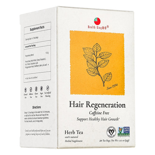 Health King Hair Regeneration Herb Tea
