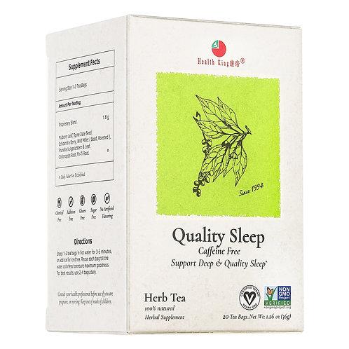 Health King Quality Sleep Herb Tea