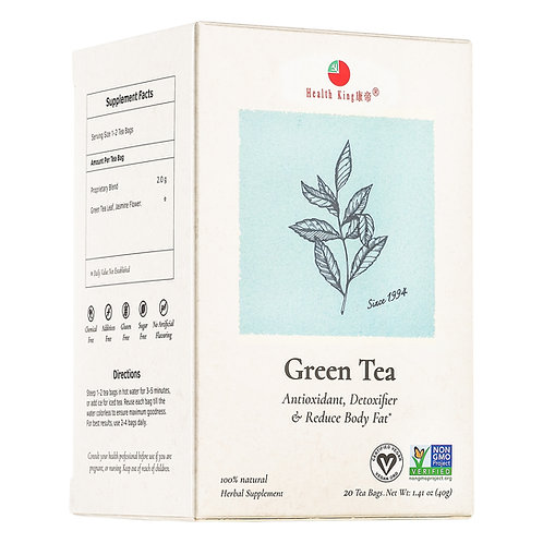 Health King Green Tea