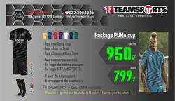 offre maillots PUMA