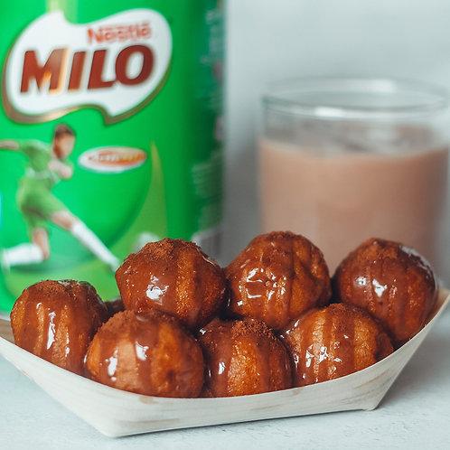 Milo and Milk