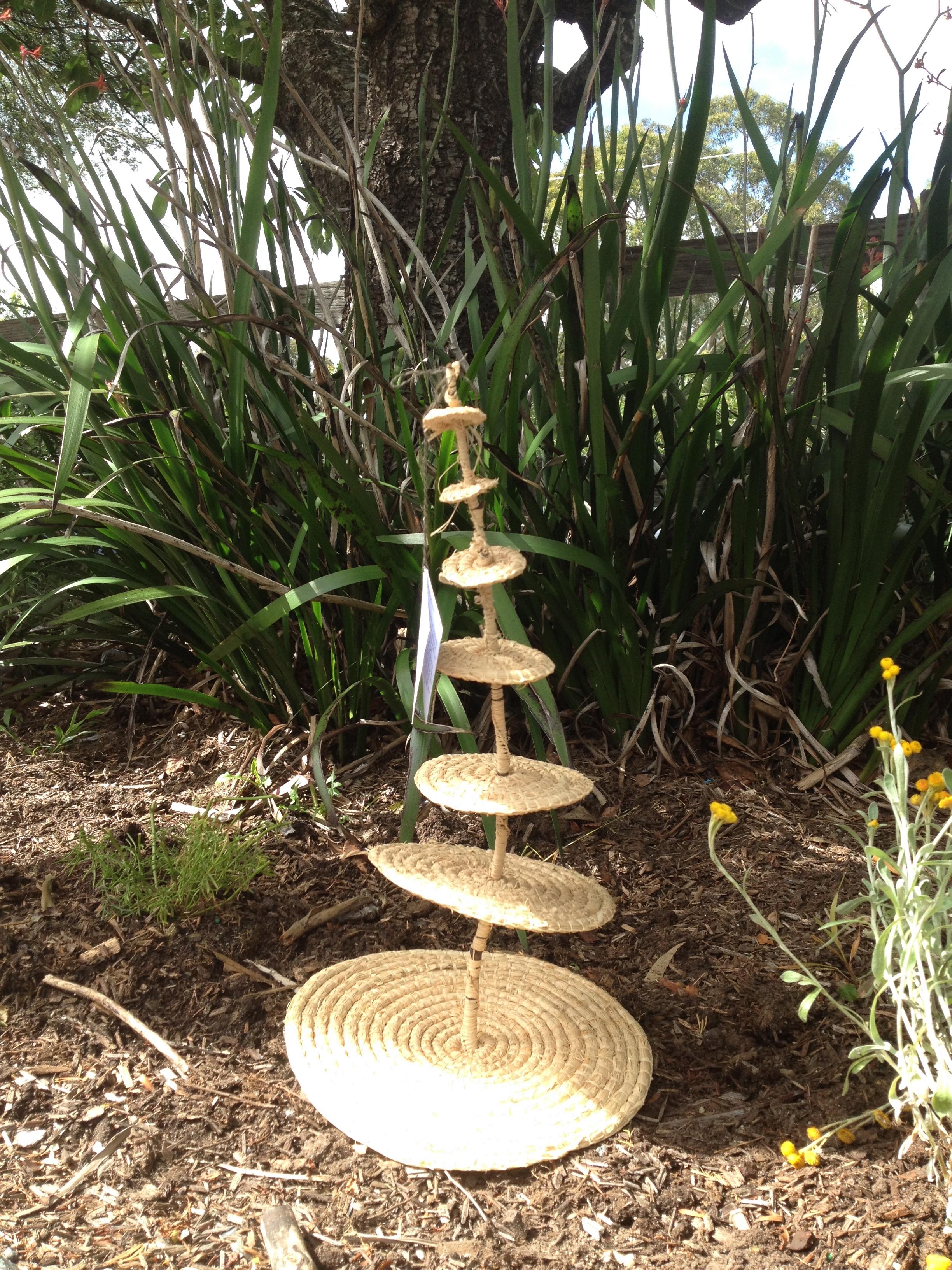 Round Spiral Plant