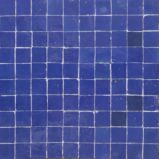 blue 3x3cm