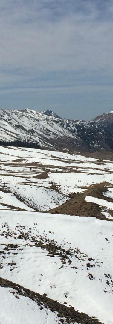 Bouyiblane peak Riad Boustan