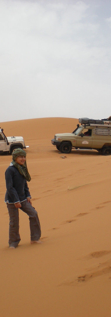 Four by Four dune trips