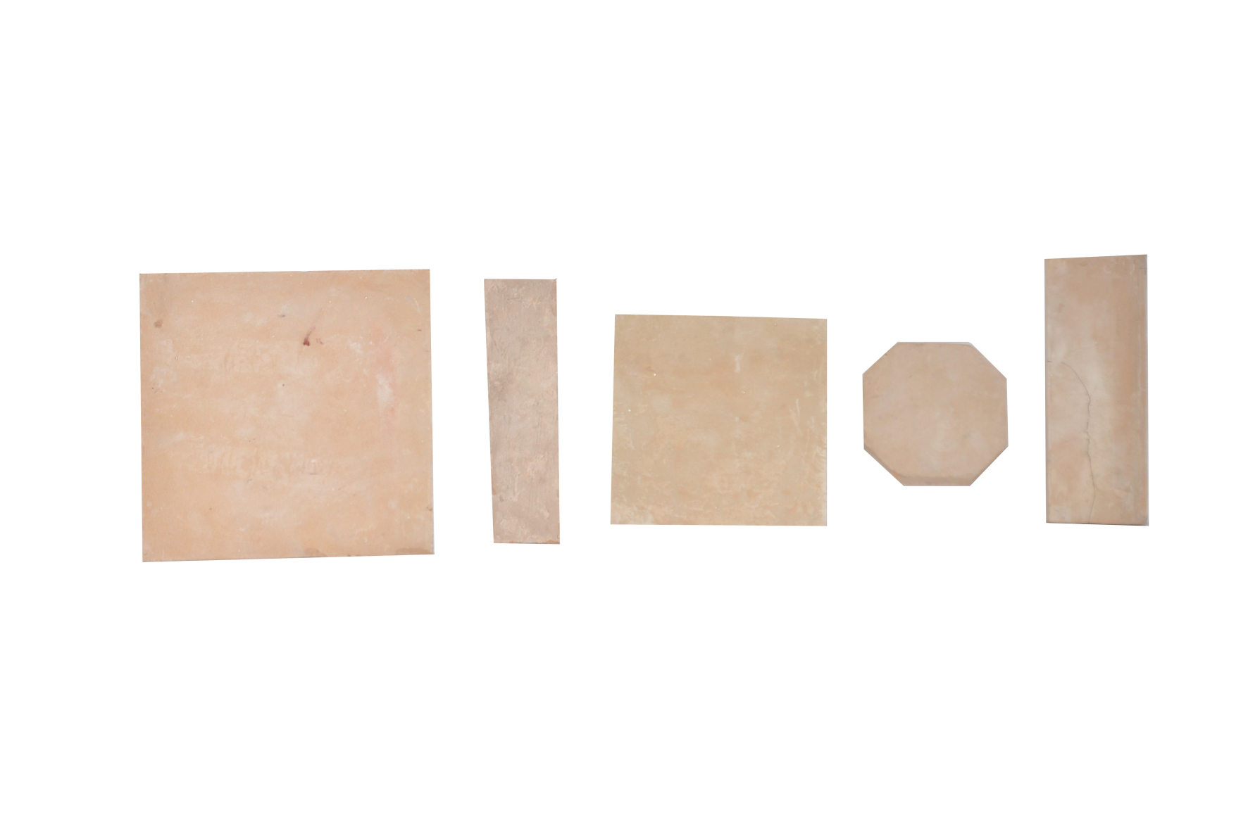 TQ Terracota shapes