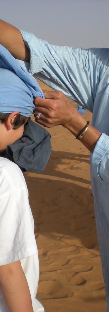 Saharan fun for kids