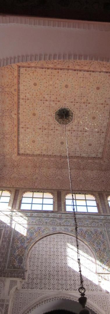 mausoleum of moulay ismai