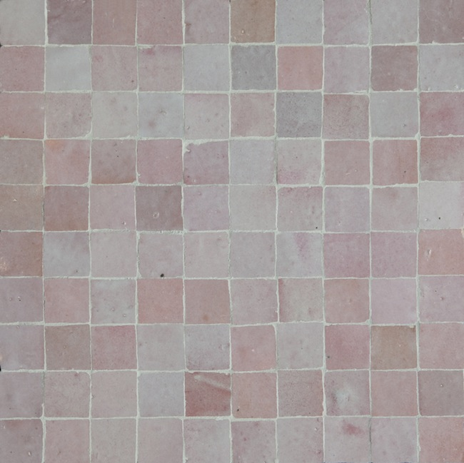 light pink 3x3cm
