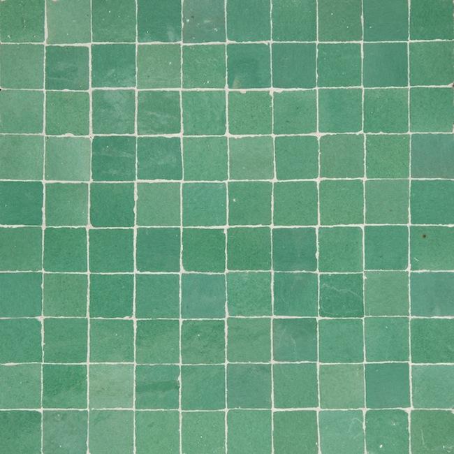 light green 3x3cm