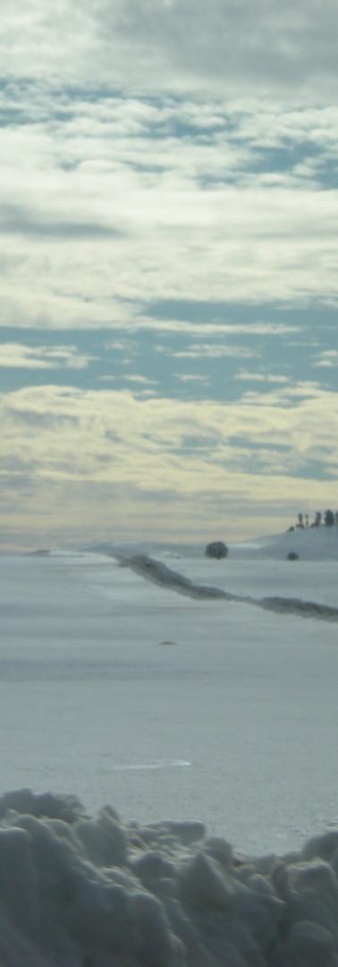 Snow in the Atlas