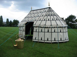 Moroccan Caidale Tent.JPG