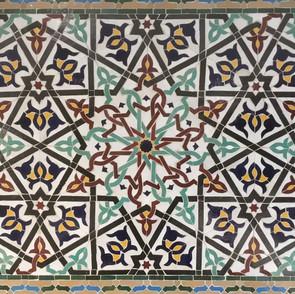 Arabian pattern