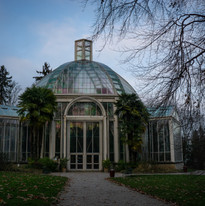 Geneva Botanical Garden, Genva, Switzerland.