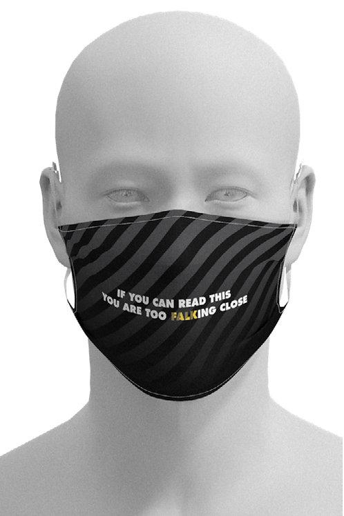 Falk Branded Masks