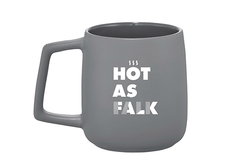 Hot As Falk Coffee Mug