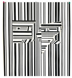 Barcode series : collage