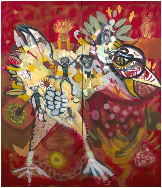 All natural bird - 2007