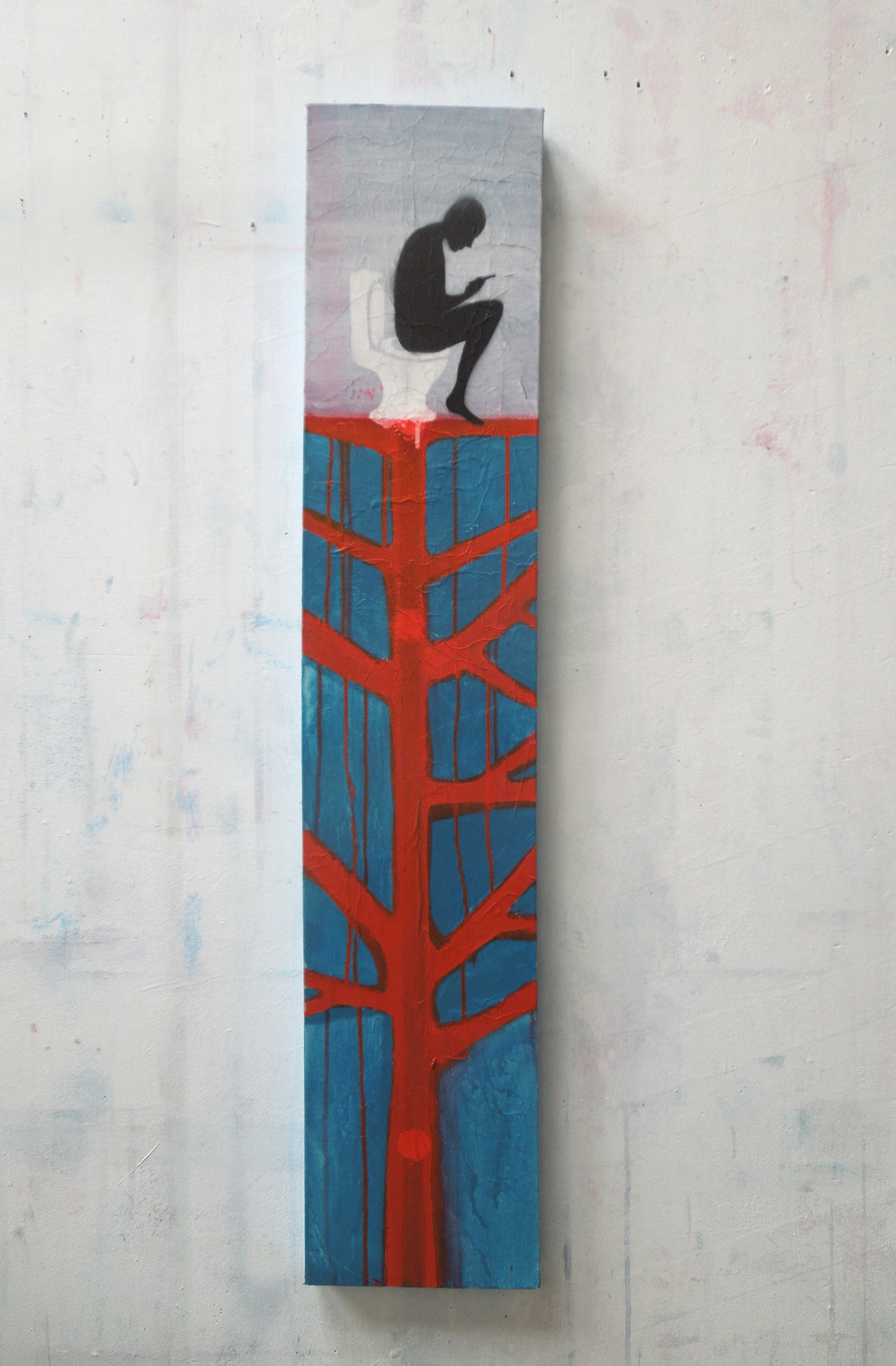 Oh_no_red_tree_100x20cm