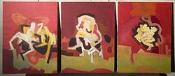 _each, oil on canvas