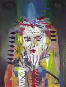 Untitled lady-saint