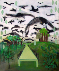 1_crows-and-table32x38in