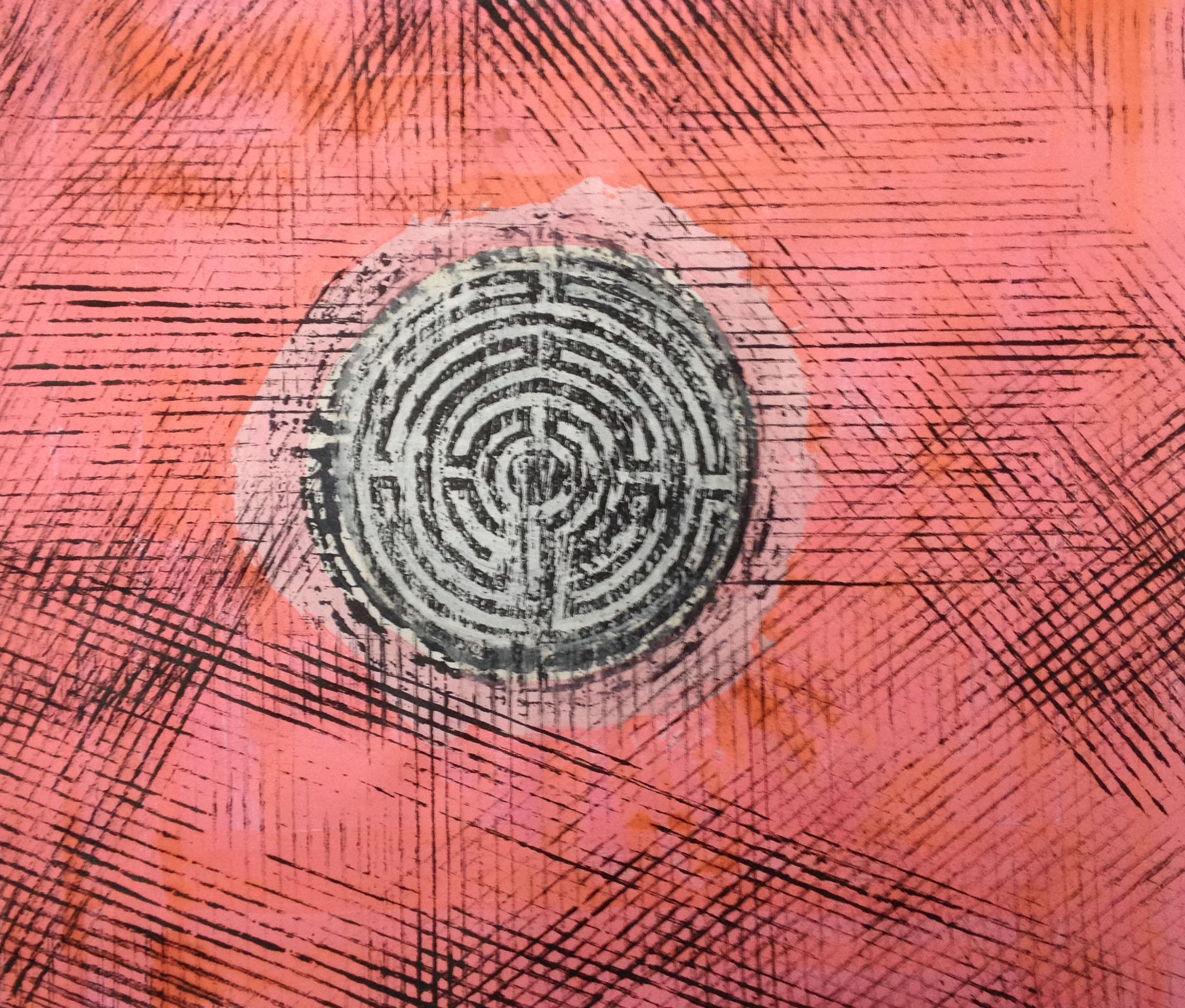 Labyrinth(pink)