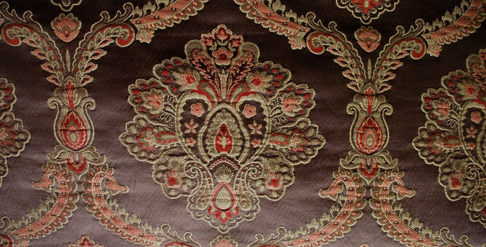 Damask Jacquard Quilted