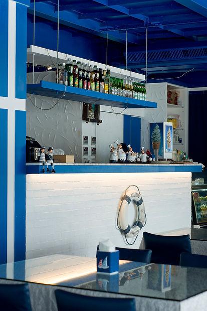 淡水海邊餐廳