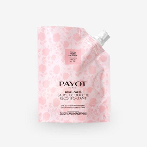 Mini baume de douche réconfortant Rose sauvage