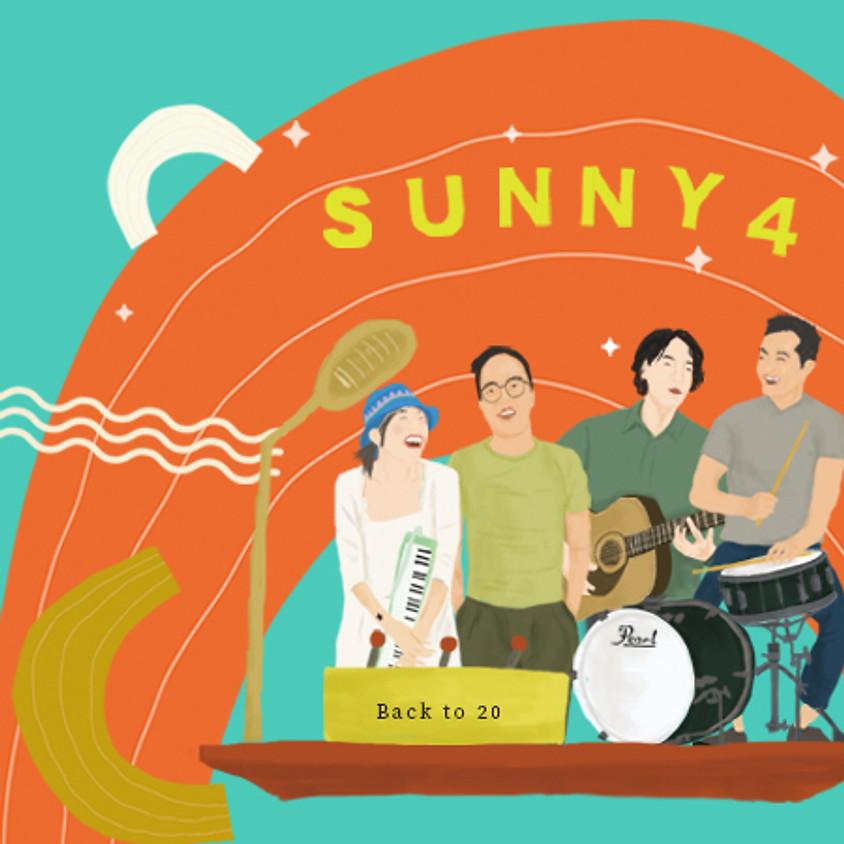 sunny4 十周年 reunion 音樂會