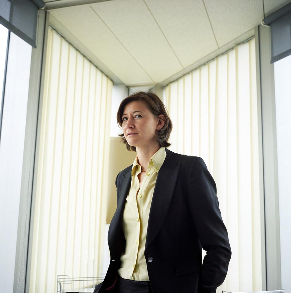 Directrice des ressources humaines pour l'Argus de l'assurance.