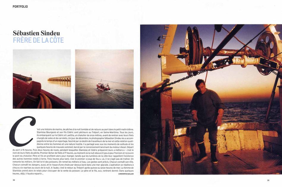 Portfolio Tgv Magazine