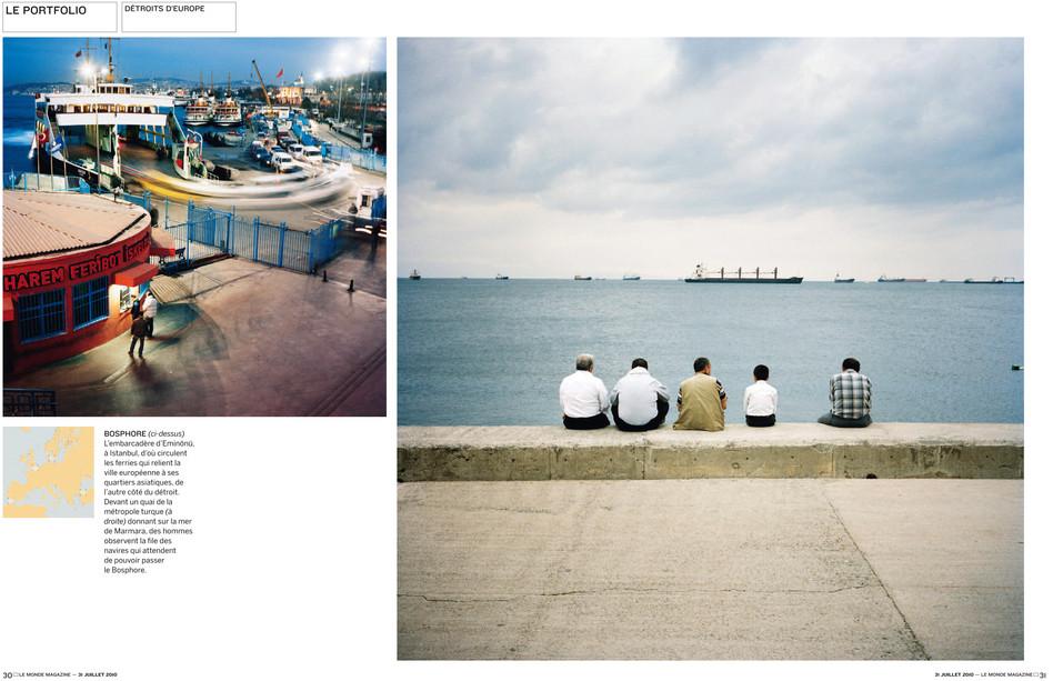 Portfolio Le Monde Magazine