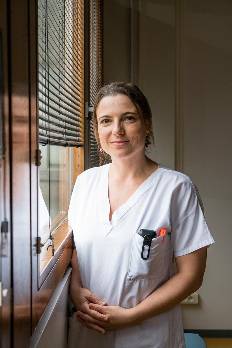 Médecin en néonatalogie pour les laboratoires Abbvie.