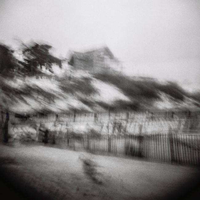 La villa Surprise sur la dune de l'Amélie.