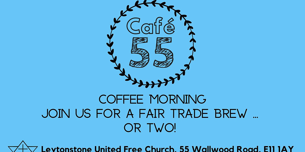 Cafe 55 - Weekly Coffee Morning