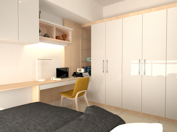 臥室設計 (2)