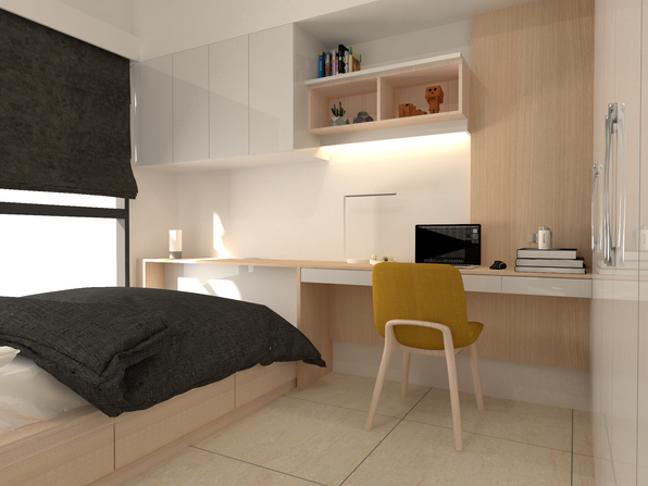 臥室設計 (1)