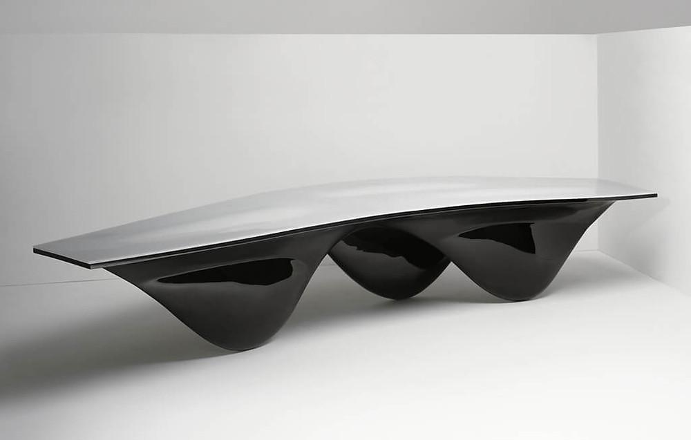 曲線/弧型家具