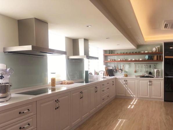 廚藝教室規劃設計