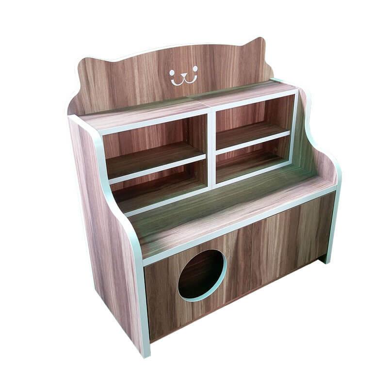 弧型/曲線 貓跳台 系統櫃 系統家具