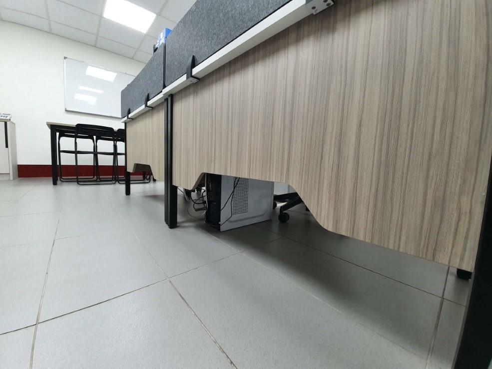 流線型系統家具 系統辦公家具