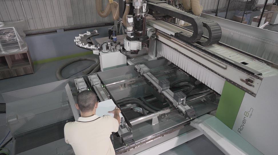 系統工廠設備