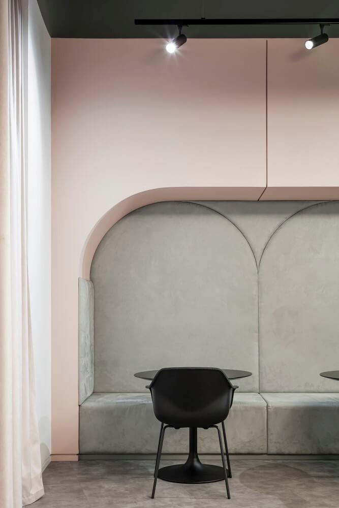 曲線/弧型 裝潢 室內設計