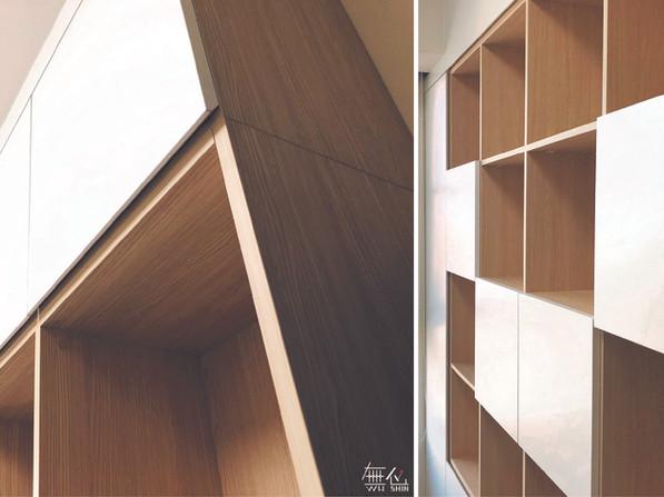 臥室系統櫃